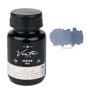 Vinta Inks Aegean Armada 1944 - 30ml Glass Bottle