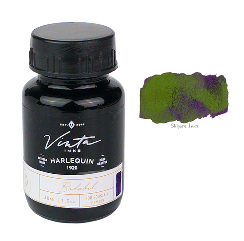 Vinta Inks Harlequin Bodabil 1920 - 30ml Glass Bottle
