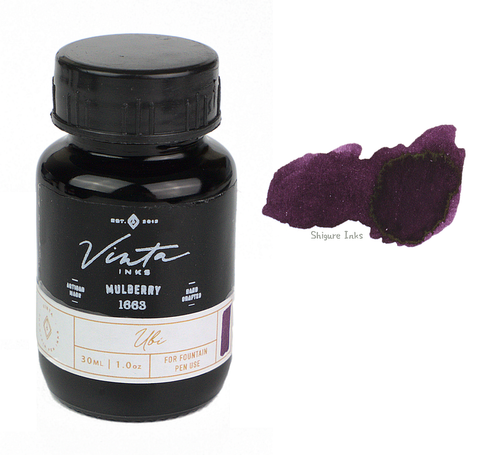 Vinta Inks Mulberry Ubi 1663 - 30ml Glass Bottle