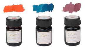 Vinta Inks Vintage Collection - 3 × 15ml Glass Bottles