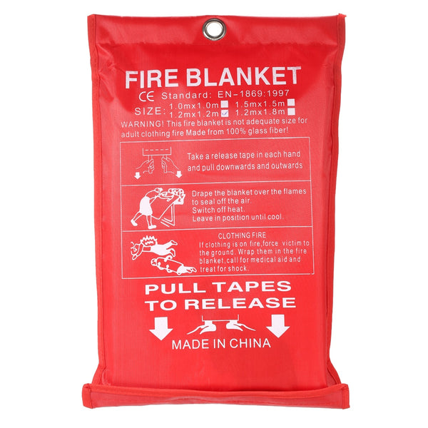 FlameCape Fire Blanket