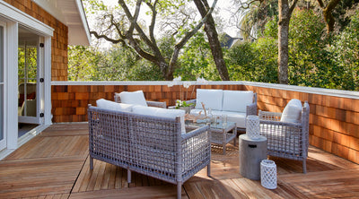 4 levels of customization for your outdoor furniture project