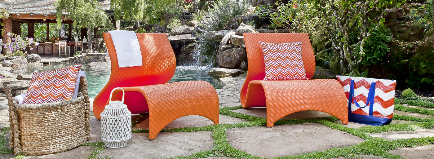 Maui Collection Outdoor Chairs