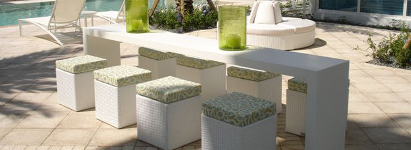 Panama Collection of Outdoor Furniture