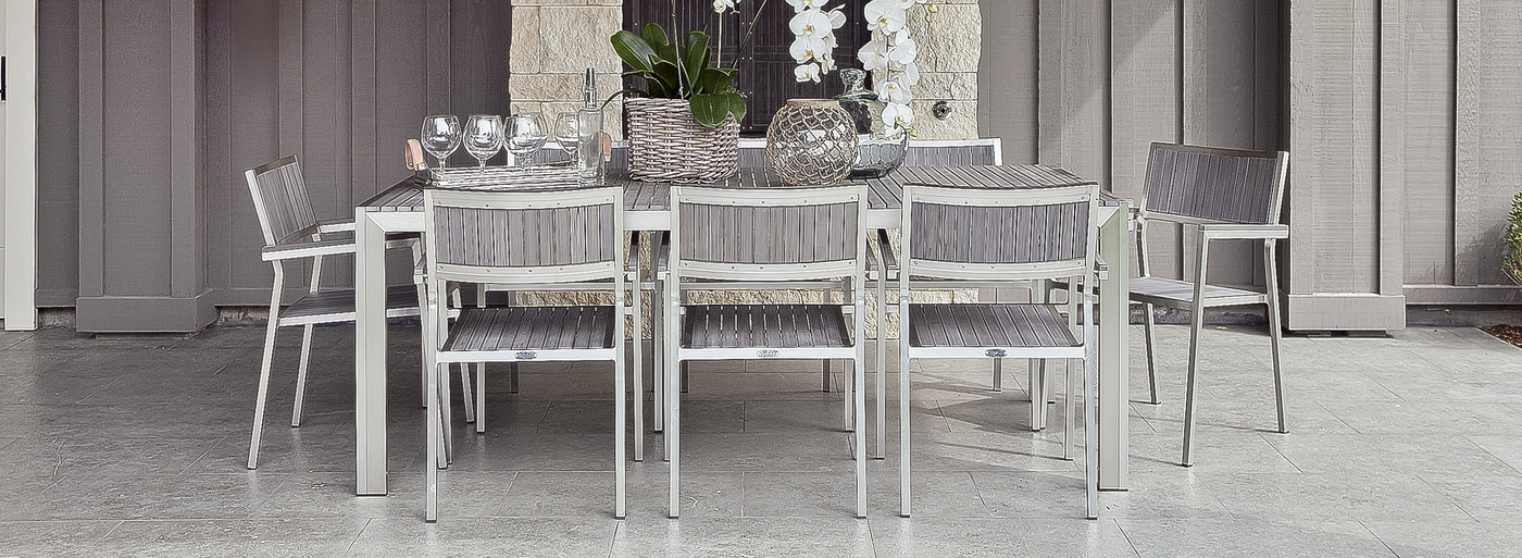 Sicilia collection of outdoor furniture