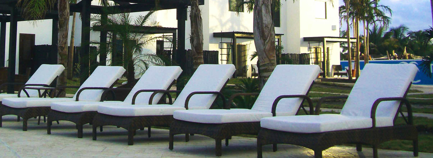 Terraza outdoor furniture Collection