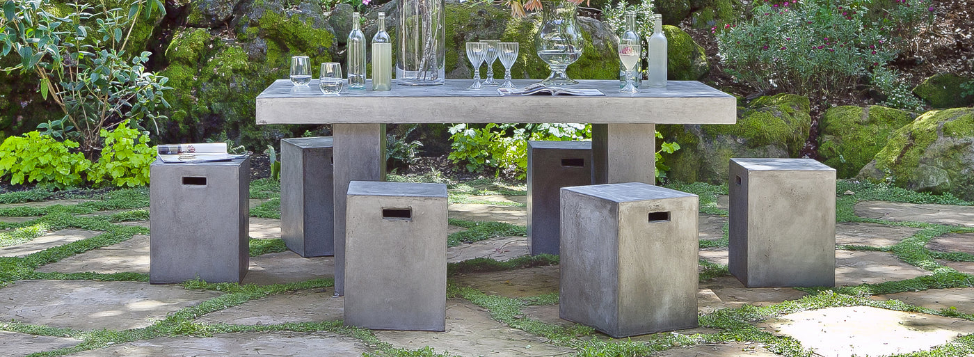 Urban outdoor furniture collection
