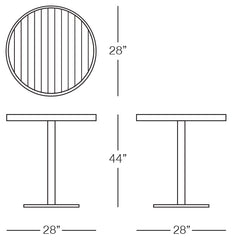 Table measurements