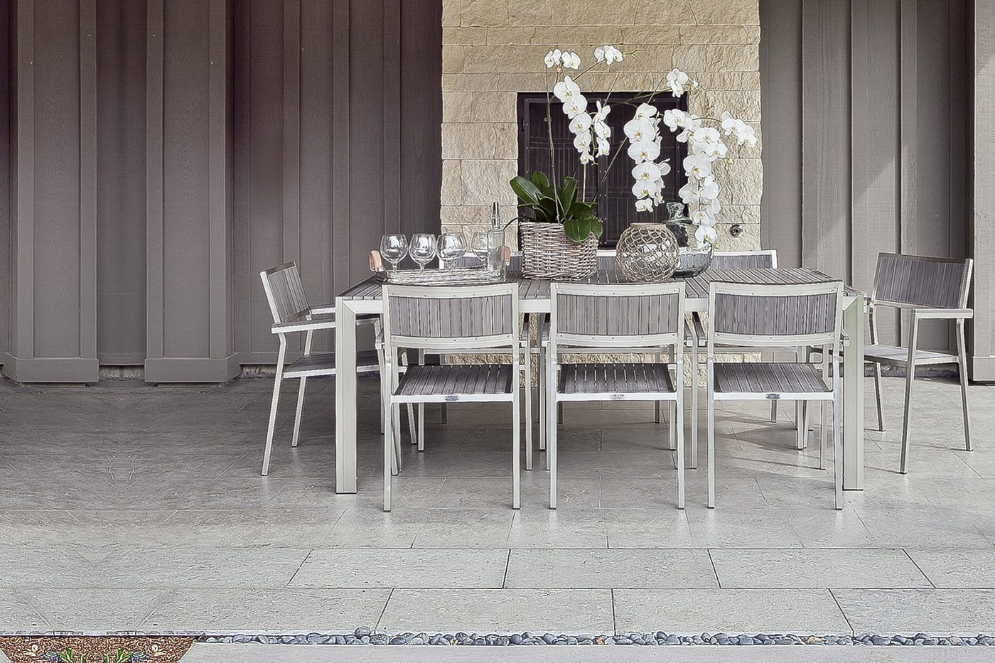 Silica Outdoor Dining Set