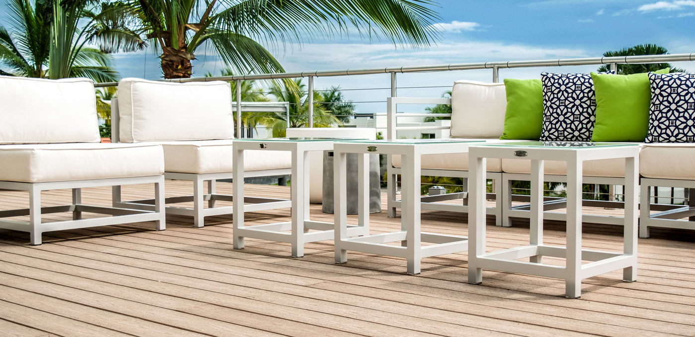 Toledo Outdoor Furniture Collection