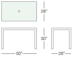 Barbados Table Sizes Image