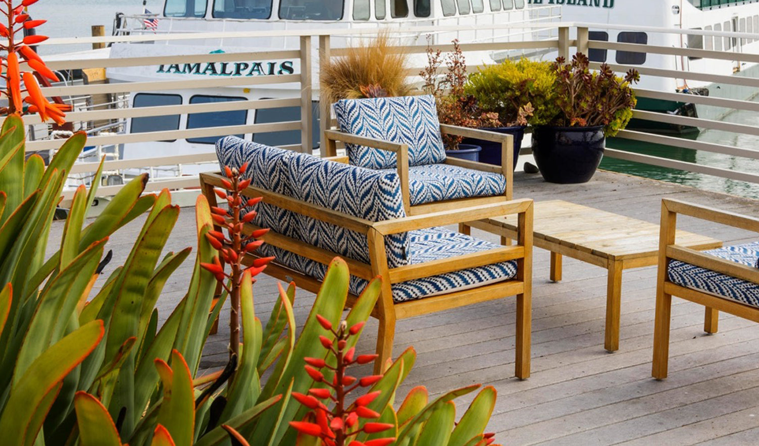Cali Outdoor Furniture Collection