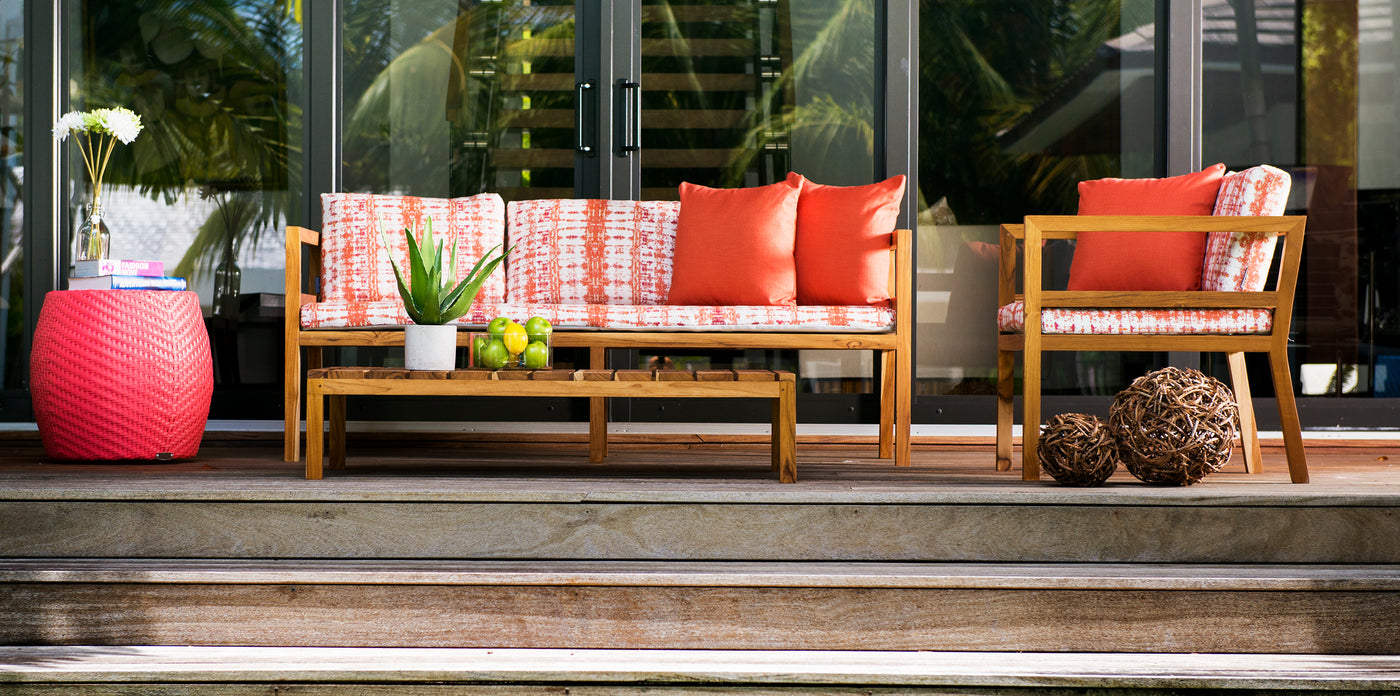Cali Outdoor Furniture Sofa and Armchair