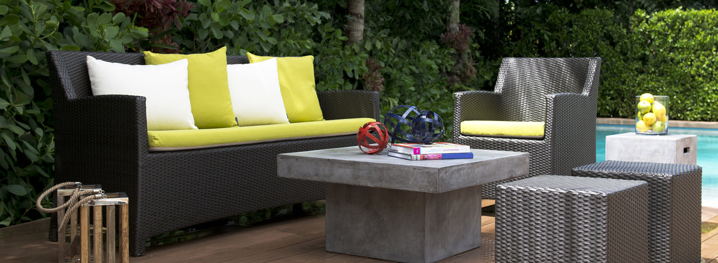 Dana Outdoor Sofa