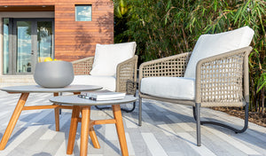 Kannoa Outdoor Armchair