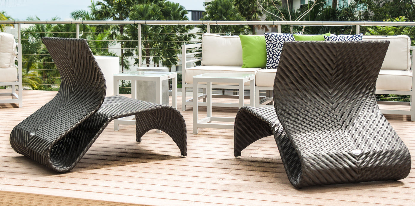 Maui Outdoor Chairs