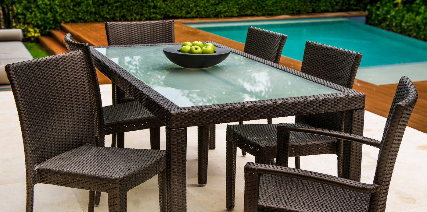 Senna Outdoor Dining Collection