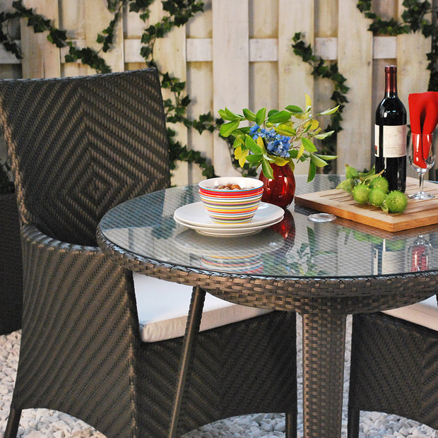 Marbella Dining Chair with Arms