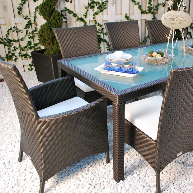 "Marbella 72"" x 36"" Rectangular Dining Table"