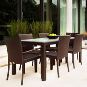 Senna Dining Chair with Arms