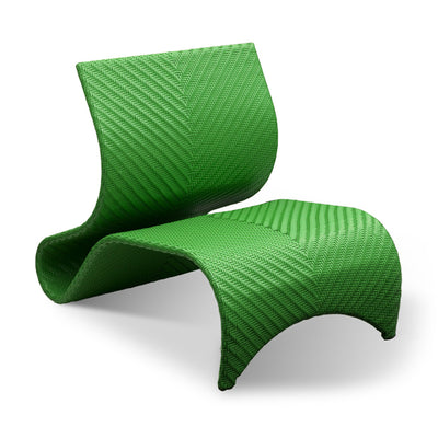 Maui Leisure Chair - Peridot Green