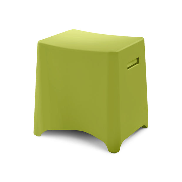 Rumi Stool - Avocado Green