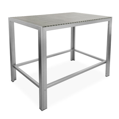 Sicilia Rectangular Bar Table