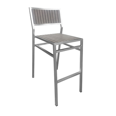 Sicilia Barstool with Back