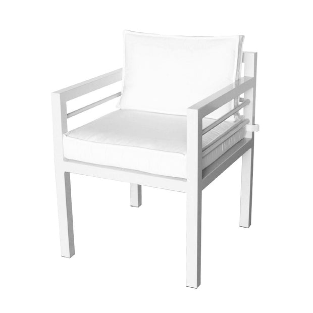 Toledo Dining Chair with Arms