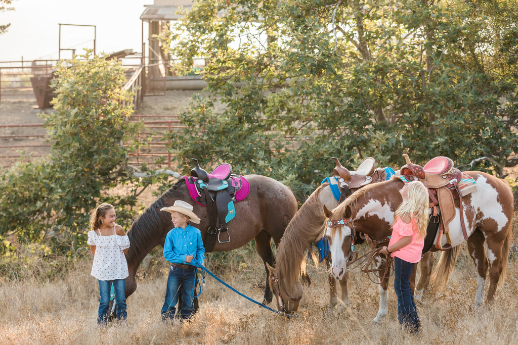 5 Games to Play on Your Horse - Kids and Adults!