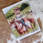 The Cowgirl's Creed Book