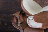 "12"" Youth Saddle baseball style"