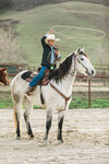 Neon Buckstitch Headstall and Breast Collar Set