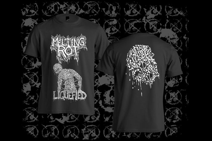 MELTING ROT -Lliquefied Tshirt