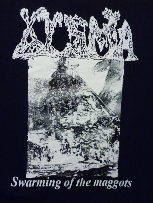 Xysma - Swarmming Of The Maggot s- T-shirt
