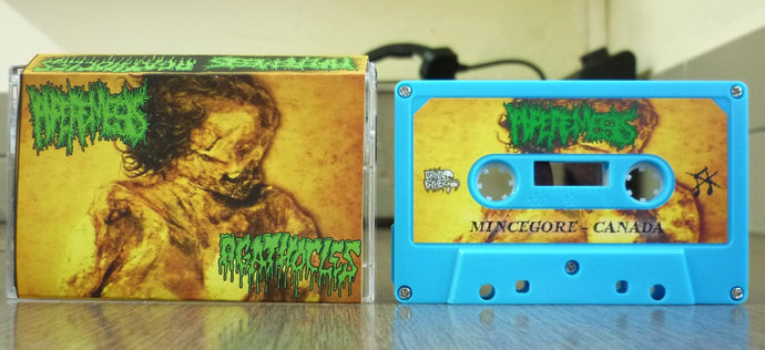HYPEREMESIS / AGATHOCLES - Split Tape