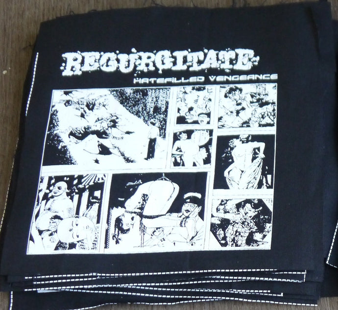 Regurgitate - Patch