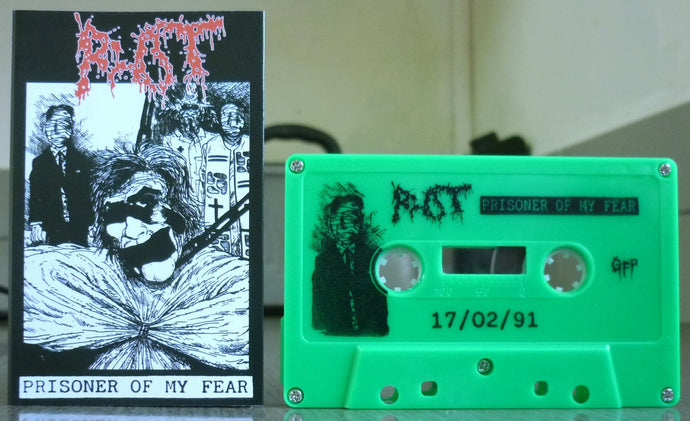 ROT - Prisoner Of My Fear Demo 1991 Tape