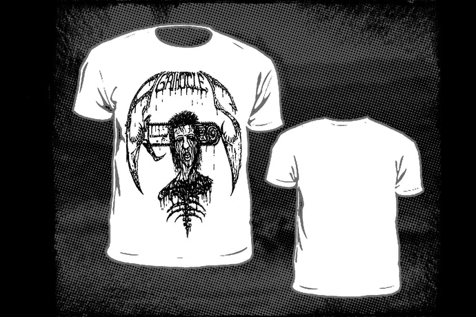 Agathocles - Splattered Brain  T-shirt