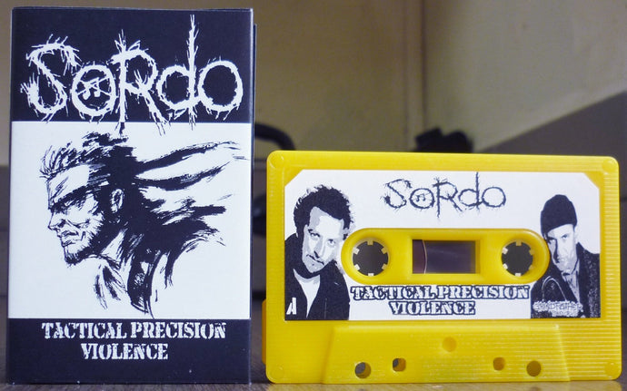 SORDO - Tactical Precision Violence Tape