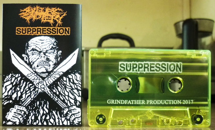 SULFURIC CAUTERY / SUPPRESSION - Split Tape
