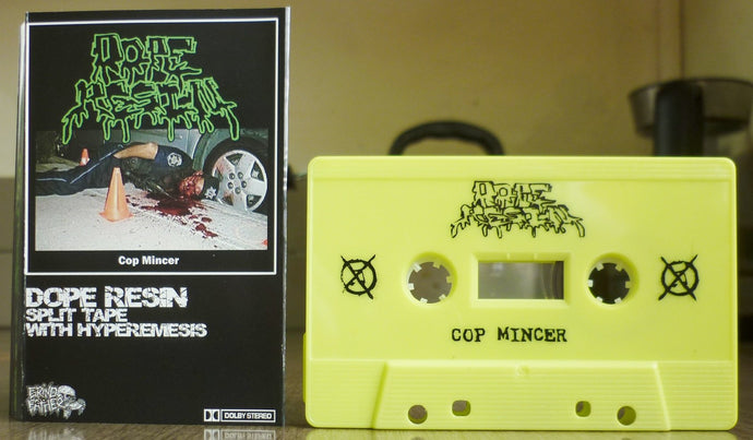 HYPEREMESIS / DOPE RESIN - Split Tape