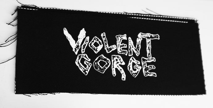 VIOLENT GORGE - Patch