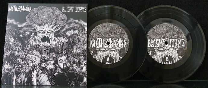 METH LEPPARD / BLIGHT WORMS - Split 7