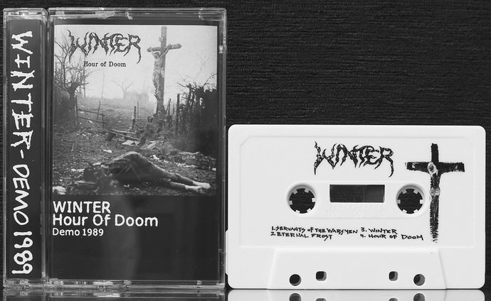WINTER - Hour Of Doom (demo 1989) Tape