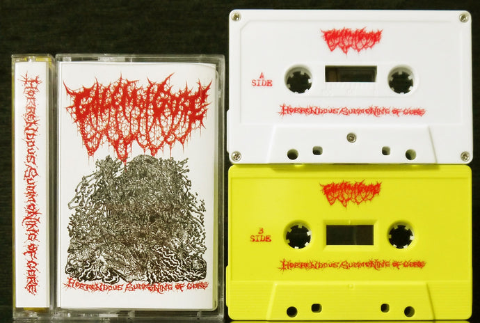GOLEM OF GORE - Horrendous Summoning Of Gore Tape