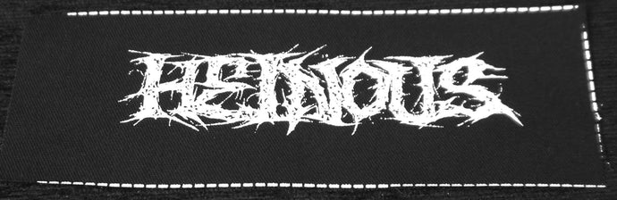 HEINOUS - Patch