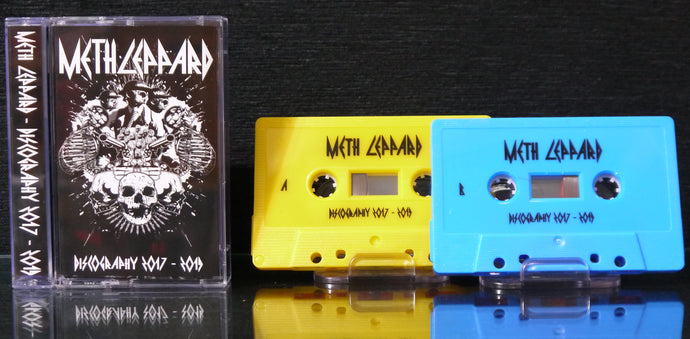 METH LEPPARD - Discography 2017-2019  Tape