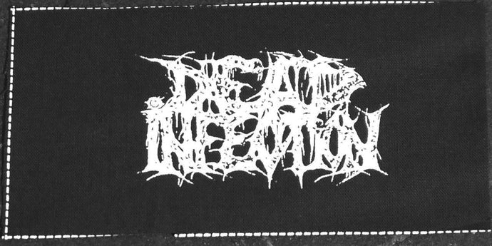 DEAD INFECTION - Patch