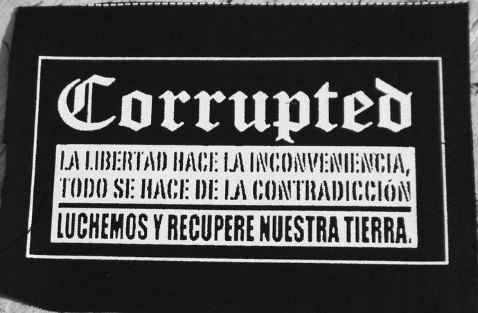 CORRUPTED - Patch